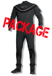 Fusion Sport & Thermal Fusion Drysuit Package