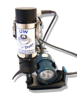 LD-15 (1500 lumen) Dive Light