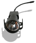 35w HID Light Head - Canister Options