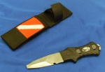 Blunt Tip Harness Knife