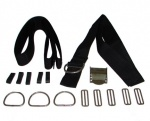 Harness Webbing w/ Hardware Kit