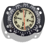 Highland Tech Bungee Compass
