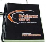 Regulator Savvy Book