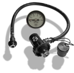 Argon Regulator System w/ Gauge