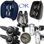 Hollis Technical Dive Package