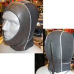 Merino 7mm Zippered Drysuit Hood