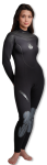 Womens 3mm Full Wet Suit