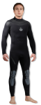 Mens 3mm Full Wet Suit