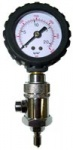 IP Test Gauge