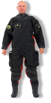 VTS Vulcanized Tri-Laminate drysuit