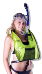 Snorkel Vest with Pocket