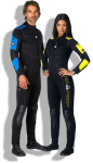 W2 5mm Back-Zip Fullsuit