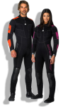 W2 7mm Back-Zip Fullsuit