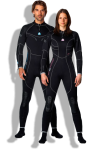 W3 3mm Back-Zip Fullsuit
