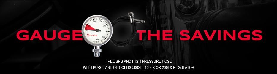 free hollis spg with purchase