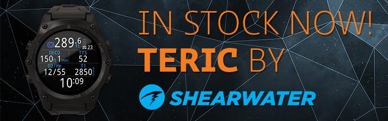 Shearwater Teric