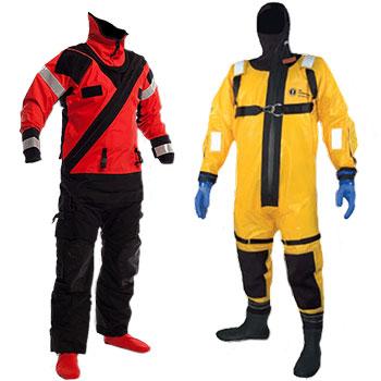 Public Safety Drysuits