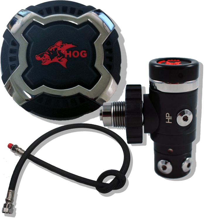 Analox used scuba diving equipment #3